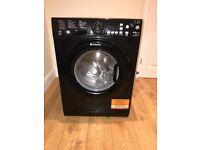 HOTPOINT - WDPG9640K Washer Dryer – Black