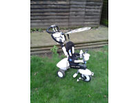 Smart-Trike Zoo 3-in-1 (Cow) Bike / Pram FREE LOCAL DELIVERY