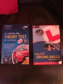 Dsa driving book theory test