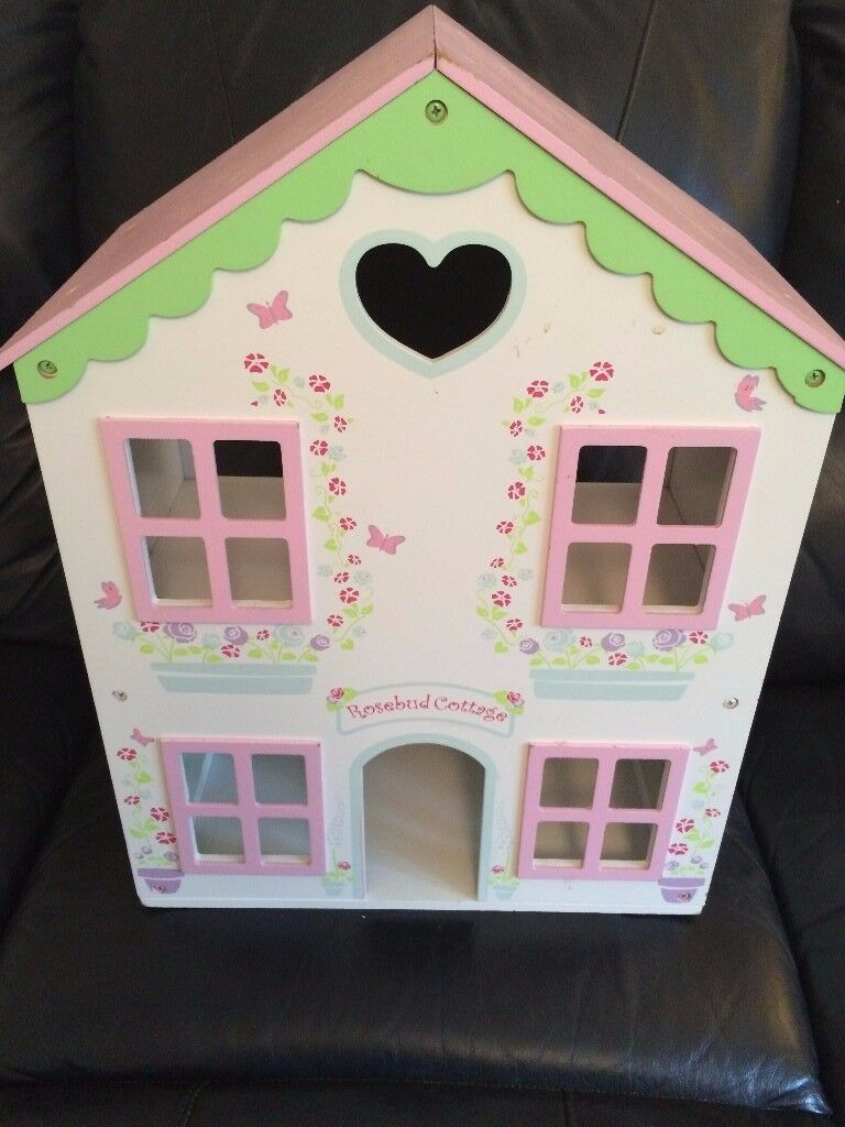 Rosebud Cottage - Dolls House