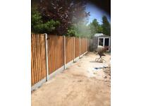 Fencing , decking and artificial grass