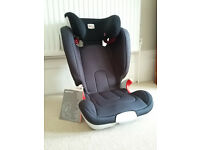 Britax Romer Kidfix XP SICT highback car seat - as new!