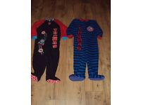 PYJAMAS FOR BOY 2-3 YEARS.