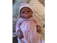Reborn Emily doll