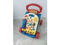 Vtech baby walker in great condition