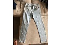 Two pair girls skinny jeans age 12-13 Years