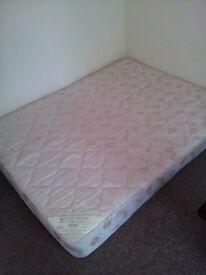 Kingsize mattress