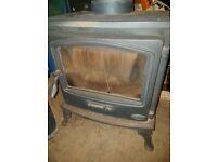 Tiger cast iron stove