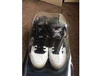 ADIDAS EXCLUSIVE STAR WARS TRAINERS SIZE 8 COLLECTOR