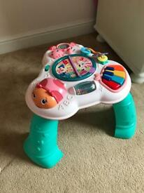 Bright Starts Music and learning table