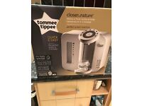 Tommee tippee perfect prep in white