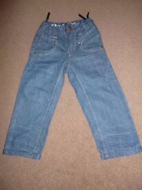 NEW Denim Trousers for boy
