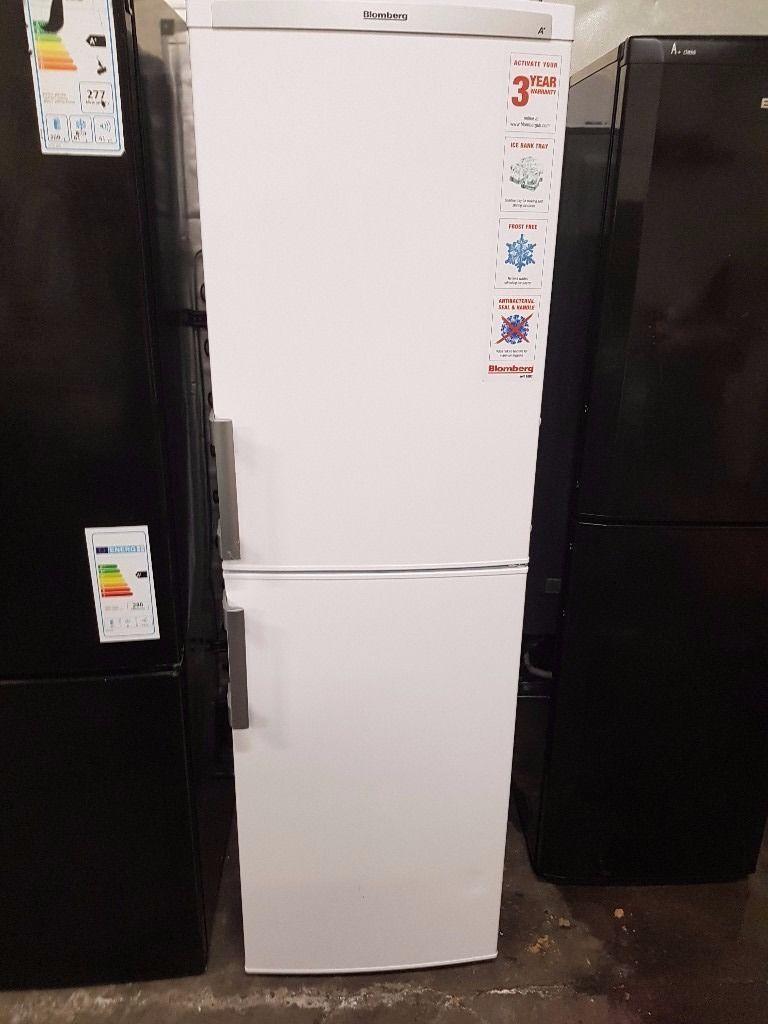 Bloomberg Fridge Freezer (6 Month Warranty)