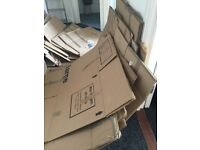 Free boxes for house move