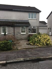 2 Bedroom Semi Detatched House - Highly Sought After Location - Castle Douglas