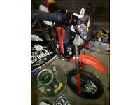Brand new 125cc 4s pittbike(import)