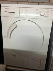 BOSCH 7kg Condensor tumble dryer WITH 3 MONTHS GUARANTEE