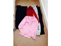 Maternity clothes bundle 12-14