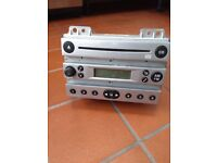 CAR RADIO / CD PLAYER - FORD FOCUS 2005 - FREE