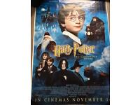 Harry Potter and the Philosopher's Stone light box poster