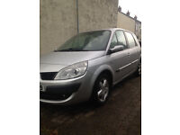 2007 Renault Scenic 1.5 DCI Extreme (audi, bmw, seat, ford, mercedes, toyota)