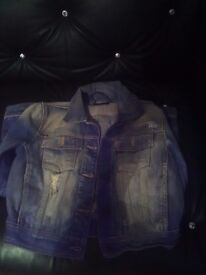 Ladies Firetrap denim jacket