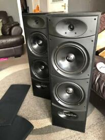 Speakers Home hi fi