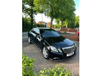 2011 Mercedes E250 CDI blueEFFICIENCY AMG Sport Automatic long MOT FSH Very Clean Car