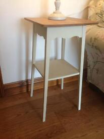 Little Side Table / Lamp Stand