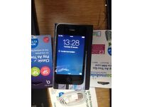 Apple iPhone4 Black -open to all network- good condition