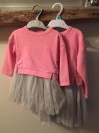 Mini V Dresses