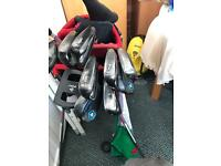 Full set men's golf clubs right handed
