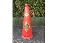ANTIQUE/VINTAGE 1941 THE MOFAL THE AUTOMATIC FIRE EXTINGUISHER LONDON RED