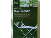 clothes airer heater stand vgc