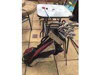 Frazer golf club set