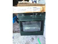 GREEN NEW WORLD COOKER & HOB BRAND NEW CONDITION £200 ONO
