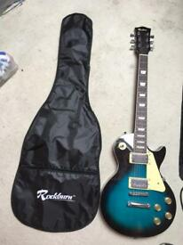 Rockburn Guitar and Amp Package