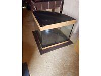 Juwel Trigon 190 Litre Corner Aquarium. No Cabinet. Collection only.