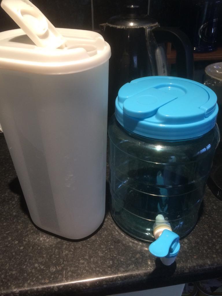 Jug & drink dispenser