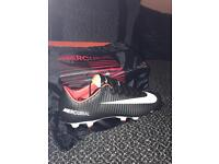 Nike Mercurial Vapour XI SG-Pro UK size10