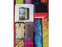 htc one m8 great condition-plus extras