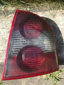 Vw Passat rear lights