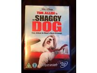 The Break Up and Shaggy Dog DVDs