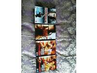 PRISON BREAK DVDS
