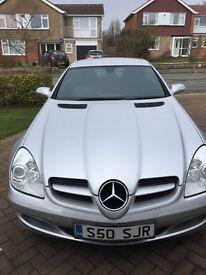 Mercedes SLK . 1.8.SLK 200 Automatic ( Triptronic)