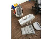 Graco deluxe travel system
