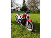 Classic restored Yamaha Radian YX600 with MOT