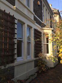 Westbury Park 1 Bed Garden Flat . Off street parking with pretty garden in popular location