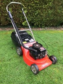 Rover rough cut push lawnmower