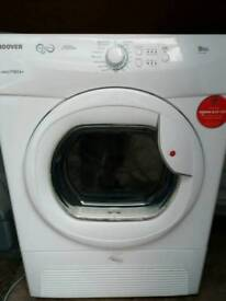 Hoover Condenser Tumble Dryer 9kg can deliver and fit free if needed